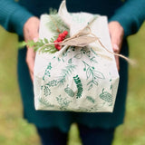 Reusable Furoshiki Gift Wrap (Organic Cotton)
