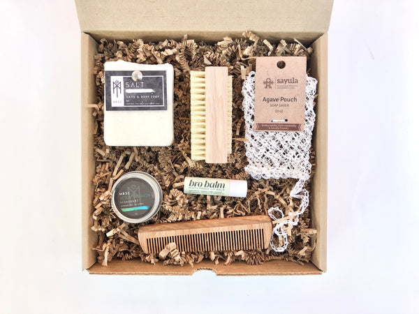 Zero Waste Gift Box - Well Groomed
