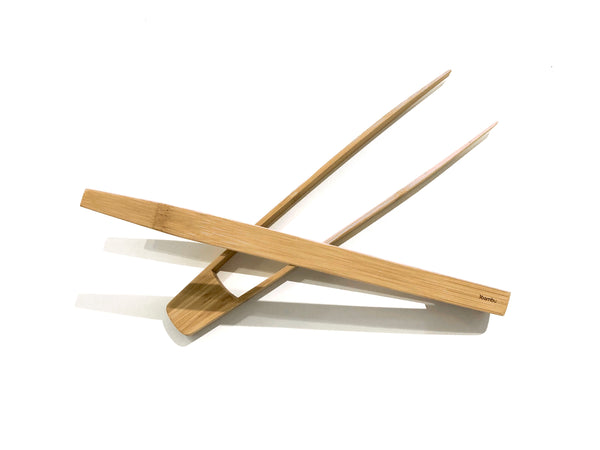 Large Bamboo Tongs