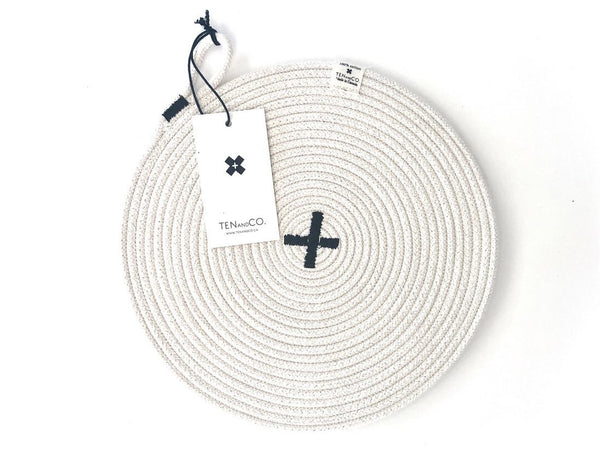 Cotton X Rope Trivet