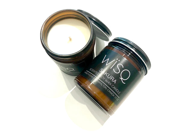 Wisq Soy Candle