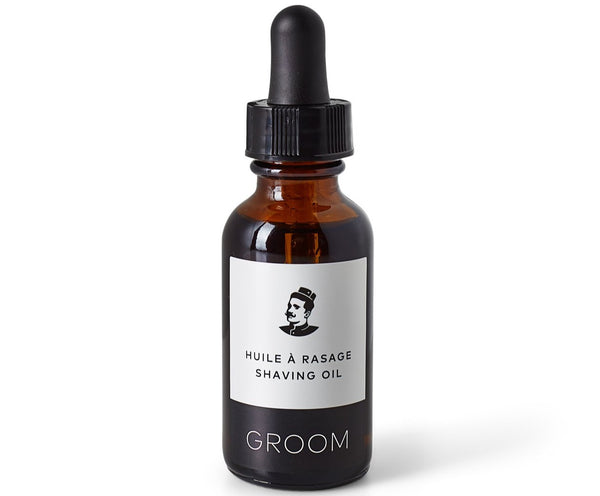 Groom Shaving Oil
