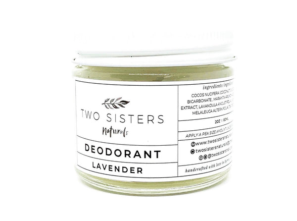 Two Sisters Naturals Deodorant