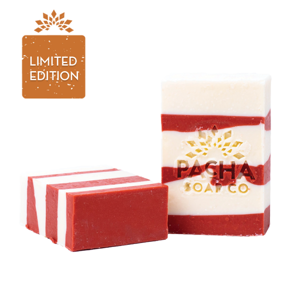 Peppermint + Cream Soap Bar