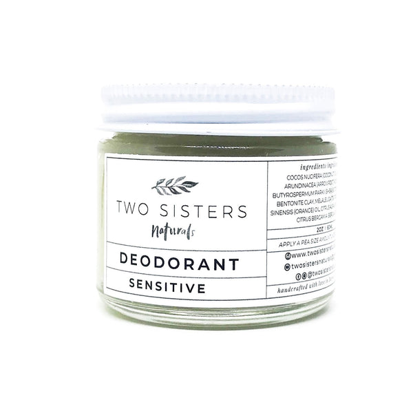 Two Sisters Naturals Sensitive (BS-free) Deodorant