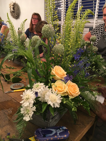 Secret Garden at Kendalls Florist - The School Room