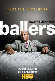 Ballers Second Season  HD 12/22