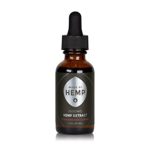 Tincture Extract by Made by Hemp 1000mg