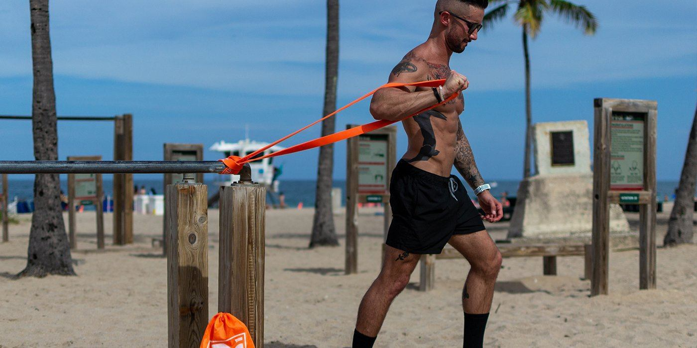 The 3 Things You Need to Know About Building Muscle with Resistance Bands
