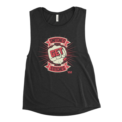 Ladies' Muscle Tank -  - Undersun Fitness