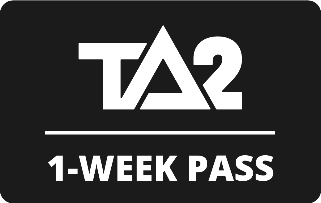 TA2 1-Week Pass [FREE] -  - Undersun Fitness