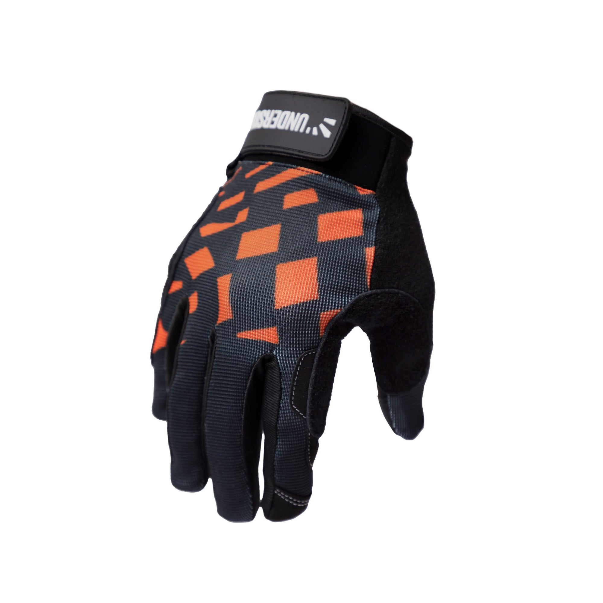 Undersun Workout Gloves - X-Large / Orange - Undersun Fitness