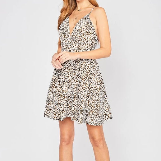 CHEETAH ROAR DRESS