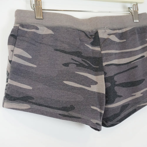 Z SUPPLY CAMO LOUNGE SHORTS