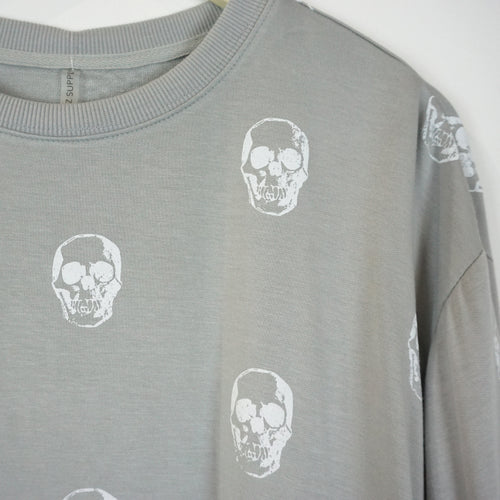 Z SUPPLY SKULL LOUNGE TOP