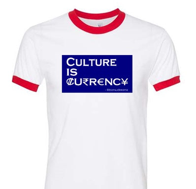 Culture - White/Red/Blue
