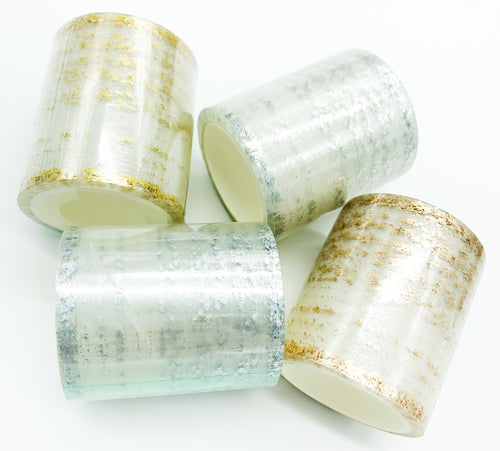 Bow Confetti Full Box Overlay Tapes