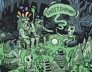 Raw Ghost Shrimp Tray Rolling Papers Us
