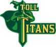 Toll Middle School - Titans Logo