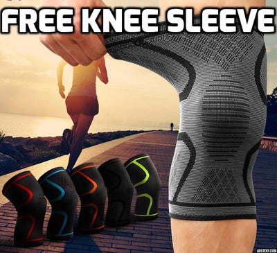 Knee Support Compression Sleeve