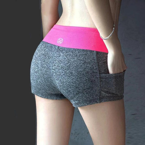 Yoga Shorts Gym Wear For Ladies