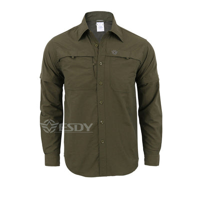 Tactical Removable Military Shirt