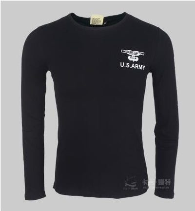 Tactical Military Slim Long Sleeve