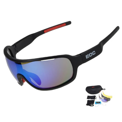 Polarized Outdoor Sports Sunglasses UV 400