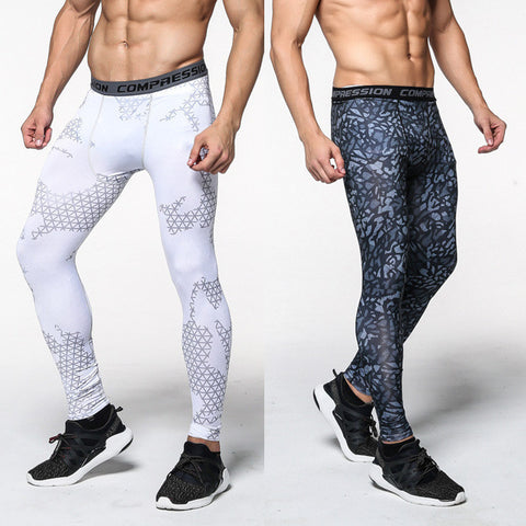 Quick Drying Men Legging Pant