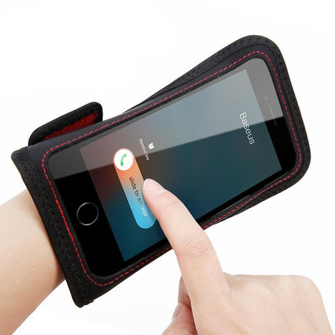iPhone Armband Waterproof Phone Bag