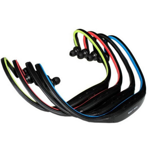 Sport Running MP3 Music Headset