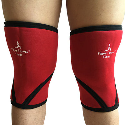 Warm knee support for fitness  & Cross fit