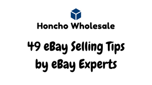 49 eBay Selling Tips by eBay Experts