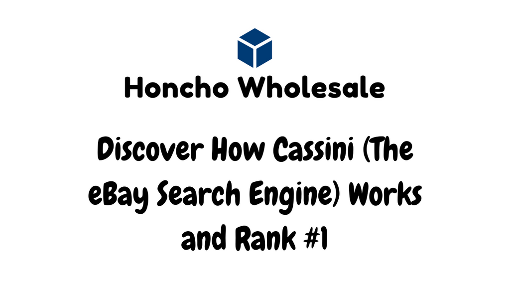 Discover How Cassini (The eBay Search Engine) Works and Rank #1