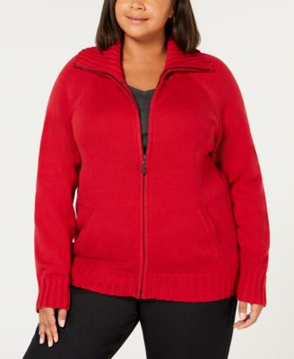 #AJ143 WOMEN'S PLUS SIZE APPAREL PRIMARILY FALL/WINTER - $1303 MSRP, 25 UNITS, SHELF PULLS