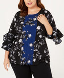 #AJ145 WOMEN'S PLUS SIZE APPAREL PRIMARILY FALL/WINTER - $1242 MSRP, 25 UNITS, SHELF PULLS