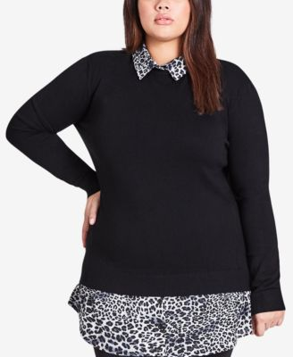 #AJ187 WOMEN'S PLUS SIZE APPAREL PRIMARILY FALL/WINTER - $1563 MSRP, 25 UNITS, SHELF PULLS