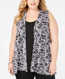 #C121 WOMEN'S PLUS SIZE APPAREL PRIMARILY SPRING/SUMMER - $1,382.00 MSRP, 25 UNITS, SHELF PULLS