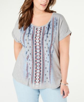 #SC280 WOMEN'S PLUS SIZE APPAREL PRIMARILY SPRING/SUMMER - $1,532.47 MSRP, 25 UNITS, SHELF PULLS