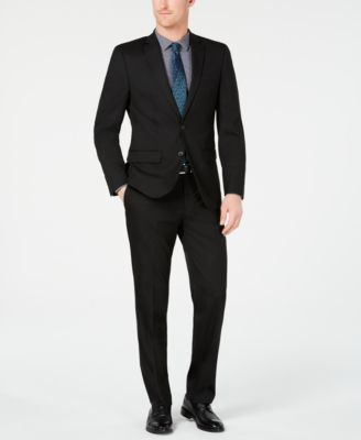 #KB184 MEN'S SUIT COATS & DRESS PANTS PRIMARILY FALL/WINTER - $4635 MSRP, 20 UNITS, INSPECTED CUSTOMER RETURNS