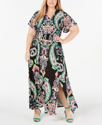 #SC283 WOMEN'S PLUS SIZE APPAREL PRIMARILY SPRING/SUMMER - $1,471.33 MSRP, 25 UNITS, SHELF PULLS
