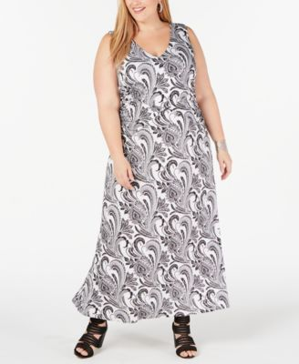 #SC279 WOMEN'S PLUS SIZE APPAREL PRIMARILY SPRING/SUMMER - $1,711.97 MSRP, 25 UNITS, SHELF PULLS