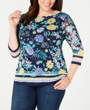 #C170 WOMEN'S PLUS SIZE APPAREL PRIMARILY SPRING/SUMMER - $1,374.49 MSRP, 25 UNITS, SHELF PULLS