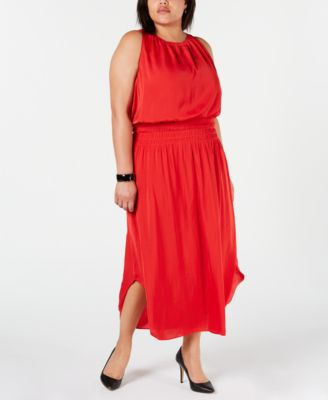 #SC324 WOMEN'S PLUS SIZE APPAREL PRIMARILY SPRING/SUMMER - $1,665.96 MSRP, 25 UNITS, SHELF PULLS