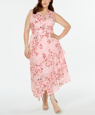 #C128 WOMEN'S PLUS SIZE APPAREL PRIMARILY SPRING/SUMMER - $1534.61 MSRP, 25 UNITS, SHELF PULLS
