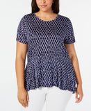 #SC328 WOMEN'S PLUS SIZE APPAREL PRIMARILY SPRING/SUMMER - $1,939 MSRP, 24 UNITS, SHELF PULLS