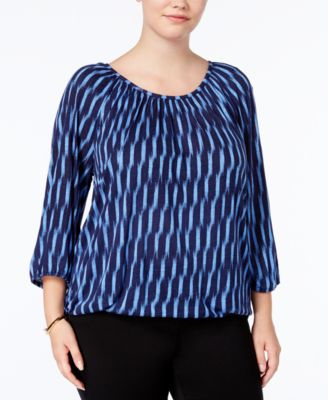 #SC320 WOMEN'S PLUS SIZE APPAREL PRIMARILY SPRING/SUMMER - $1698.97 MSRP, 25 UNITS, SHELF PULLS