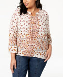 #916 WOMEN'S PLUS SIZE APPAREL PRIMARILY FALL/WINTER - $1382 MSRP, 25 UNITS, SHELF PULLS