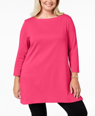 #347 WOMEN'S PLUS SIZE APPAREL PRIMARILY FALL/WINTER - $1212 MSRP, 25 UNITS, SHELF PULLS