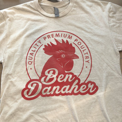Ben Danaher Chicken Shirt